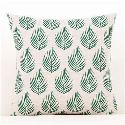 Cushion Cover Tropical Spring